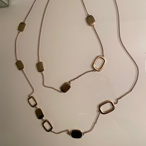 Kenneth Cole New York | Long Gold-Tone Necklace